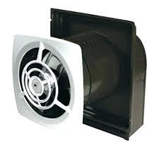 in wall exhaust fan for garage through the wall vent fan whisper wall mounted bathroom fan garage