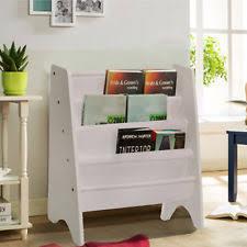 White Sling Bookshelf Sling Bookcase Ebay