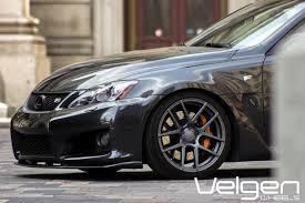 lexus models canada lexus isf velgen wheels vmb5