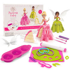 princess cakes real cooking princess cakes deluxe baking set toys