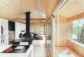 wood studio wood studio house dom arquitectura archdaily