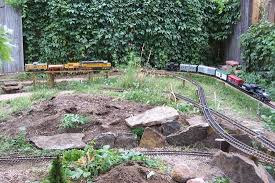 Garden Railroad Layouts Garden Layout Railroading