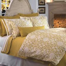 buy yellow patterned duvet from bed bath u0026 beyond