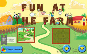 fun farm puzzle games for kids android apps on google play