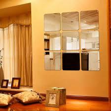 Design Spiegel Wohnzimmer 1 Stücke Platz Design Veranda Wohnzimmer Sofa Tv Hintergrund Wand