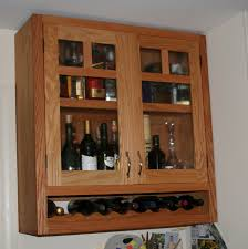 Locked Liquor Cabinet Furniture Chic Floating Liquor Cabinet Ikea Made Of Wood With