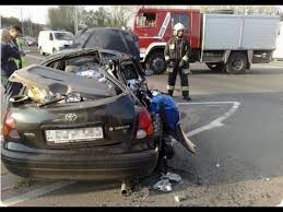 brutal car bike crash in georgia youtube