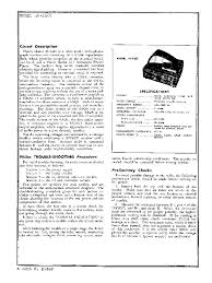 radio k che philco 49 1401 table radio gramo sm service manual