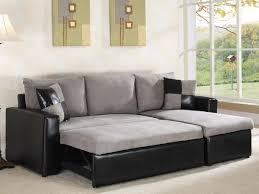 Leather Sectional Sofa Bed by Sofa 11 Black Leather Sectional Sofa With Chaise Living Rooms