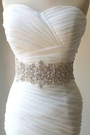 wedding dress sash luxury thick wide statement pearl bridal sash 4 inch