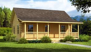 Small Log Cabin Plans Willow Creek Southland Log Homes Cabins Pinterest Log