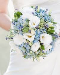 wedding flowers blue and white wedding colours 3 colours black white blue vapor 2