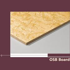Radiant Barrier Osb Roof Sheathing by China Marine Osb Board Waterproof Osb Board Construction Grade Osb