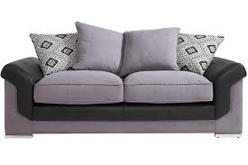 Three Seater Sofa Bed Hepburn 3 Seater Sofa Bed Brighthouse