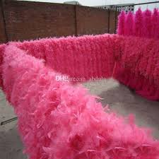turkey feather boa feather boa turkey feather boa for wedding marabou feather