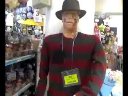 Halloween Freddy Krueger Costume Freddy Krueger Party