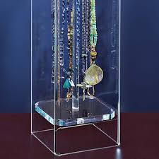 necklace display case images Acrylic necklace display acrylic necklace holder walter drake jpg