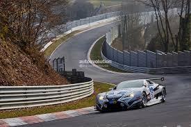 lexus lfa track lexus lfa x code and rc racecars spied testing at nurburgring