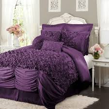 Cheap Purple Bedding Sets Best 25 Purple Comforter Ideas On Pinterest Purple Bed