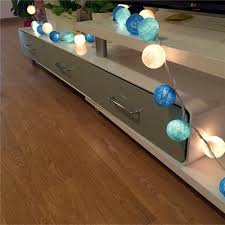 String Lights Balls by Compare Prices On Diy Cotton Ball Lights Online Shopping Buy Low