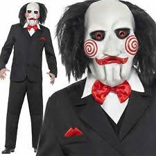 Saw Costume Saw Puppet Action Figures Ebay