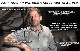 Zack Meme - when zack snyder watches superman on supergirl album on imgur