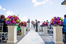 weddings in atlanta linnea vincent rooftop wedding ventanas atlanta wedding