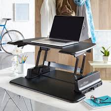 desk adjustable standing desk amazon pertaining to magnificent