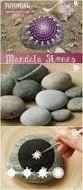 40 gorgeous diy stone rock and pebble crafts to beautify your
