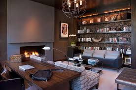 home office interior design inspiration 40 gorgeous ideas for a sizzling home office with fireplace