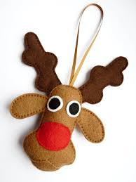 Baby Deer Christmas Decorations by 205 Best Navidad Renos Images On Pinterest Reindeer Crafts And