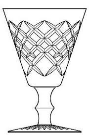 Vintage Waterford Cut Glass Crystal Vase Starburst Pattern Waterford Crystal At Replacements Ltd Page 1