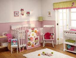 Mickey And Minnie Crib Bedding Disney Crib Bedding For Home Inspirations Design Disney
