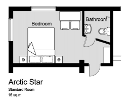 arctic star hotel northern lights hotel transun arctic circle map data
