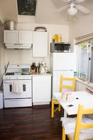ideas for tiny kitchens awesome tiny kitchen design with white finish maple wood kitchen
