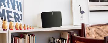 Harvey Norman Bookcases Live Out Loud With Sonos Wireless Speakers Harvey Norman Australia