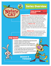 new pbs kids series nature cat premieres in fall sdpb