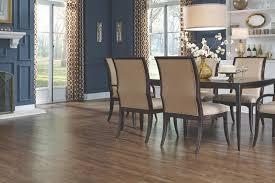 luxury vinyl plank flooring is no doormat
