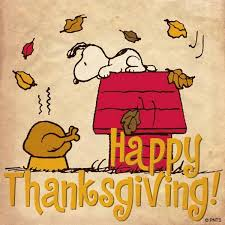 peanuts on happy thanksgiving http t co tz2ozy50e1