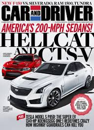 car and driver 2018 2019 car release specs price