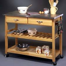 stainless steel kitchen island with butcher block top stainless steel kitchen island with butcher block top how to