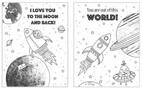 space coloring sheet contegri com