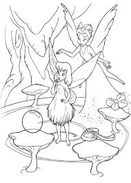 collection solutions disney fairies coloring pages print
