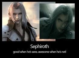 Sephiroth Meme - vixen2ne1 s deviantart gallery