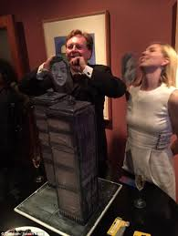 Wedding Cake Joke Devo U0027s Jerry Casale Sparks Outrage For His Twin Towers Themed