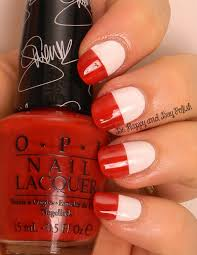 omd2 nail art challenge national pride be happy and buy polish