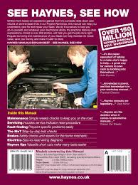 saab 9 3 petrol u0026 diesel sept 02 sept 07 haynes repair manual