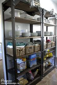 Kitchen Storage Shelves by 7 Ways To Create Pantry And Kitchen Storage Hometalk