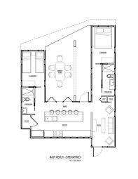 Container Floor Plans Cargotecture Apartment Building Shipping Container Homes Floor In