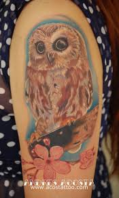 woodstock bird tattoo 37 best mother baby owl tattoos images on pinterest baby owl